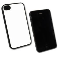iPhone 4/4s, Taschen / Cover - BackCover Prime, Softtouch Weiß komp zu Ap iPhone 4