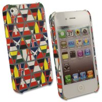 iPhone 4/4s, Taschen / Cover - BackCover Olympic 01 kompatibel zu Apple iPhone 4/4S